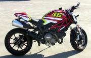 2011 Ducati Monster 796 special edition Vallentino Rossi
